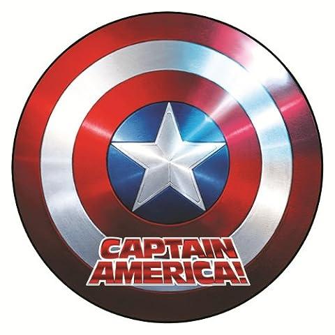 Marvel Avengers Captain America Shield Magnet - America Del Magnete