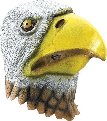 Erwachsene Karneval Dschungel Party Halloween Weihnachten Weihnachten Tier Clubwear Cosplay Maske - Adler Vogel, One size (Dschungel Tier Kostüme)