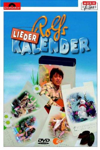 Charaktere Besten Kostüm Buch Kinder - Rolf Zuckowski - Rolfs Liederkalender