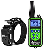 Remote Control Dog Shock Collar for Small Dogs or Big Dogs - 99