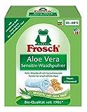 Aloe Vera Sensitiv-Waschpulver, 5er Pack (5 x 18 Waschladungen)