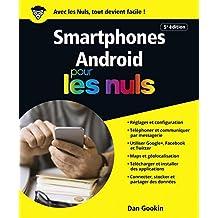 Les smartphones Android, édition Android 7 Nougat Pour les Nuls