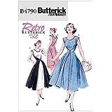 Butterick BTK 4790 BB(8-14) Schnittmuster zum Nähen, Elegant, Extravagant, Modisch