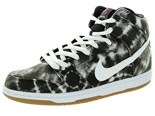 Nike Dunk High Premium Sb Skate Shoe Black/White/White