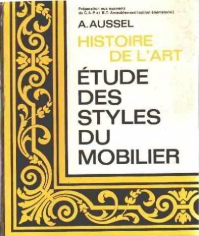 Étude des styles du mobilier