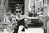 Audrey Hepburn Breakfast At Tiffany's // Maxi Poster Fenster