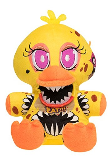 Funko Five Nights At Freddy's Twisted Ones-Chica Collectible Figure, Multicolor