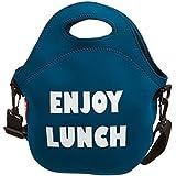 Bergner Enjoy lunch - Bolsa de almuerzo, 30 x 30 x 17 cm