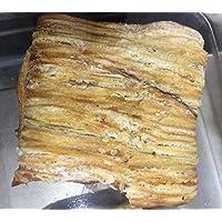 2 libras (908 gramos) bocado de anguila de mar asado al carbón del mar de China