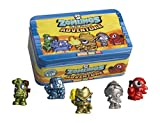 Zomling Adventure Tin - 5 Figures & Tin, Series 1 by Zomlings