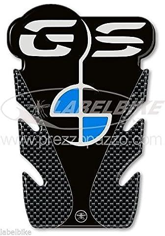 Exclusif Tank Pad paraserbatoio adesivi-stickers Gel 3d réservoir moto BMW