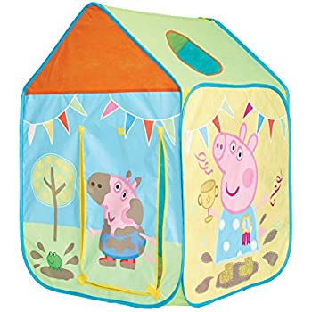 Peppa Pig 167ped Campervan Playhouse Pop Up Role Play