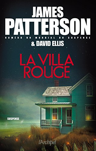 La villa rouge par James Patterson
