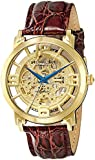 Stuhrling Original Men's Lifestyles Winchester Grand Automatic Skeleton Watch - 165B.3335K31