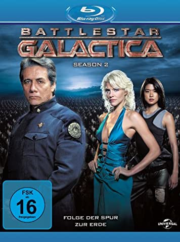 Battlestar Galactica - Season 2 [Blu-ray]