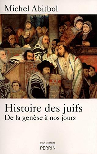 Histoire des juifs par Michel ABITBOL