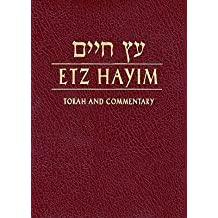 Etz Hayim: A Torah Commentary