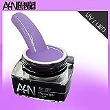 UV- und LED Gel Colorgel Pastell Flieder 5ml Nr. 227 zum Malen, French oder Fullcover geeignetes Farbgel.