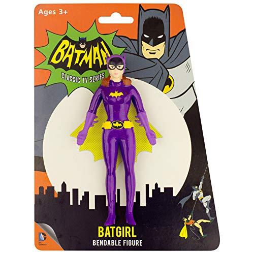 1966 Batman TV Series, Batgirl, Bendable, Poseable Figure