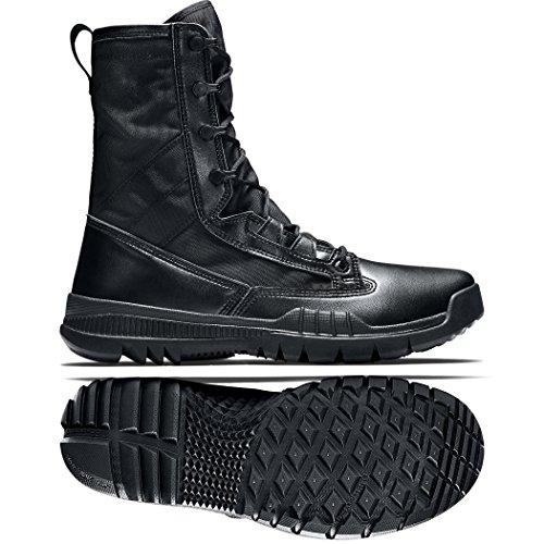 Nike Uomo SFB Field 8' Scarpe di Sicurezza Nero Size: 44