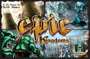 Gamelyn Games GSTGMGTINY01 Tiny Epic Kingdoms, alfonbrilla para ratón