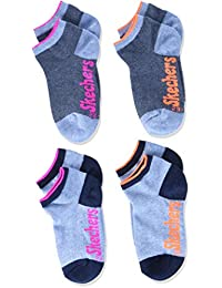 Skechers Socks Calcetines Deportivos para Niñas