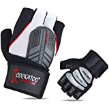 Cockatoo ProLine Professional Gym Gloves with Wrist Support