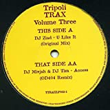 Tripoli Trax Volume Three (Disc 1)