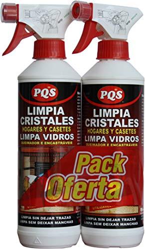 PQS 1300428 - LIMPIACRISTALES CHIMENEAS, PACK 2 X 500 ML