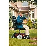 Invacare eléctrico de silla® Pronto BTY-M61(6km/h) con Joystick de distancia