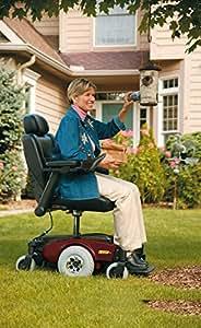 Fauteuil roulant electrique-m61 invacare ® pronto (6 km/h) avec manette de commande