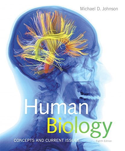 Human Biology: Concepts and Current Issues Plus MasteringBiology with eText -- Access Card Package (8th Edition) by Michael D. Johnson (2016-01-16)
