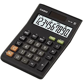 d83e10cf9e6d Casio MX-8B Desk Top Calculator  Amazon.co.uk  Office Products