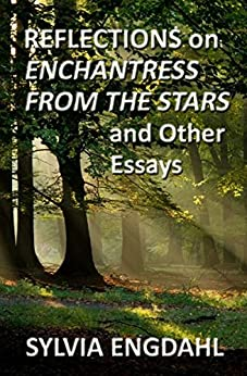 Book cover image for Reflections on Enchantress from the Stars and Other Essays