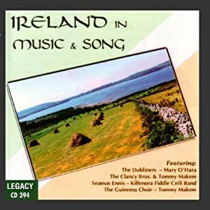 Ireland: Music & Song