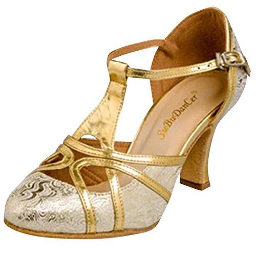 Azbro, Sandali donna Oro
