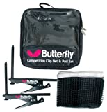 Butterfly Competition Clip Net and Post Set