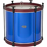 DB Percussion DB5510 - Tímbal cofradia 38 x 34 cm, color azul