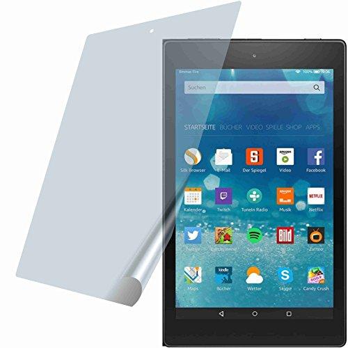 2x ANTIREFLEX matt Schutzfolie für Amazon Fire HD 8-Tablet 20,3 cm (8 Zoll) Premium Displayschutzfolie Bildschirmschutzfolie Schutzhülle Displayschutz Displayfolie Folie (Amazon Fire Tablet Case 6)