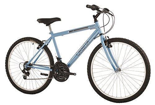 """Orbita Deimos Bicicleta, Hombre, Azul Pastel, 18"""""""