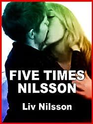 Five Times Nilsson: Erotic Scenes of Lesbian Passion