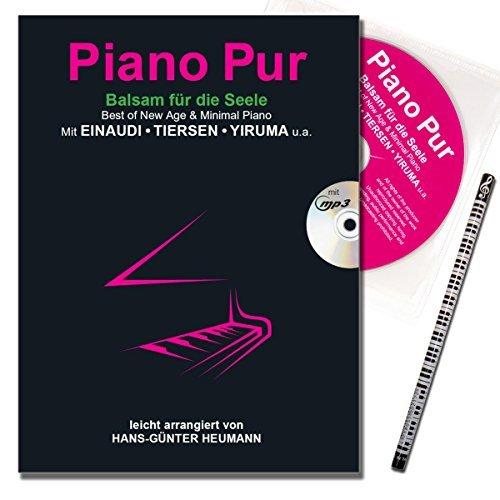 Piano Pur Balsam für die Seele mit CD. Best of New Age & Minimal Piano Mit Einaudi, Tiersen, Yiruma [Easy Piano / zweihändiges Klavier] Hans-Günter Heumann (Prelude 2 Cover)