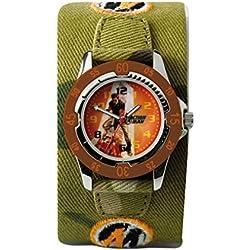 Action Man -Armbanduhr Quarz Textil AM332