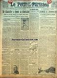 Telecharger Livres PETIT PARISIEN LE No 14768 du 15 07 1917 LA CRISE ALLEMANDE LE CHANCELIER A DONNE SA DEMISSION AVANT LUI VON STEIN MINISTRE DE LA GUERRE S ETAIT RETIRE LE DOCTEUR GEORG MICHAELIS REMPLACERAIT BETHMANN HOLLWEG LA RETRAITE DU CHANCELIER EST CERTAINE PAR HAVAS VON HERTLING REFUSERAIT LE POSTE DE CHANCELIER CE QUE SIGNIFIE LA DEMISSION DE VON STEIN DERNIERE MINUTE ZURICH 14 JUILLET UN TELEGRAMME DE BERLIN ANNONCE QUE LE DOCTEUR GEORG MICHAELIS AURAIT ETE NOMME CHANCELIER DE L (PDF,EPUB,MOBI) gratuits en Francaise