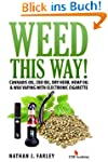 Weed This way!: Cannabis Oil, CBD Oil...