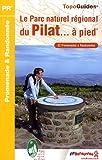 Telecharger Livres Le parc naturel du Pilat a pied (PDF,EPUB,MOBI) gratuits en Francaise