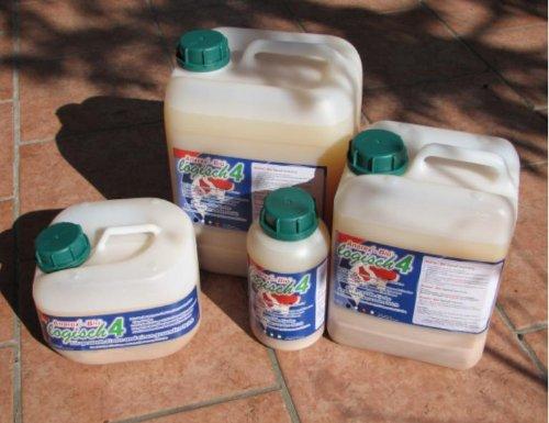 Anarex-Bio schützt Ihre Koi! Milchsäurebakterien 5 L