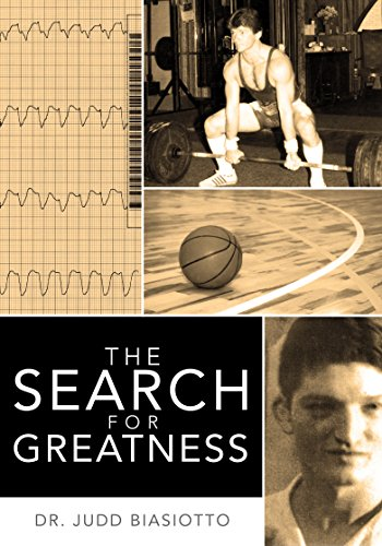 The Search for Greatness (English Edition)