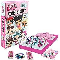 L.O.L. Surprise ! Giochi LOL Surprise Gioco da Tavolo per Bambine Confetti Pop Glam Glitter attività Creativa Bambina