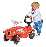 BIG 800056445 - Bobby Car Walker 2-in-1 Zubehör Lauflernhilfe, Rückenlehne